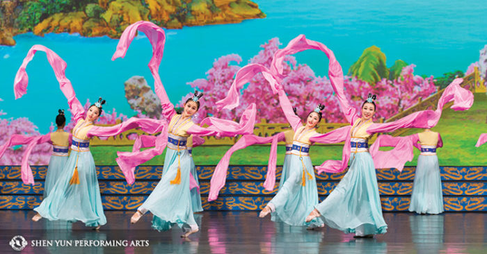 (Gentileza Shen Yun Performing Arts)