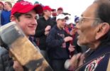 "Trump apoya al estudiante de Covington en su demanda al Washington Post por ""noticias falsas"""