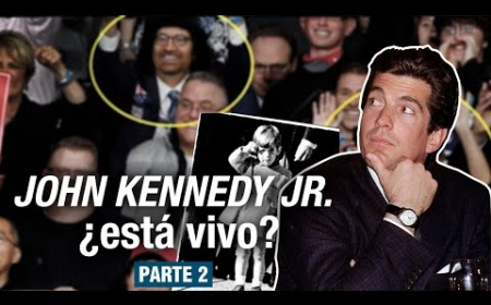 Kennedy Jr. ¿está vivo? [Parte 2]