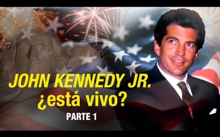 Kennedy Jr. ¿está vivo? [Parte 1]